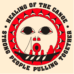 PGST Healing of the Canoe Logo
